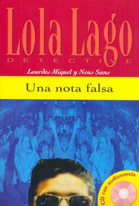 Imagem de UNA NOTA FALSA - NIVEL A2 - LIBRO + CD AUDIO