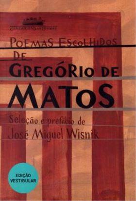 Imagem de POEMAS ESCOLHIDOS DE GREGORIO MATOS