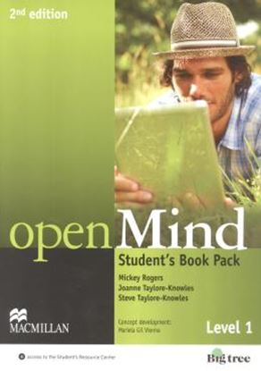Imagem de OPEN MIND 1 STUDENT´S BOOK WITH WORKBOOK PACK - 2ND ED