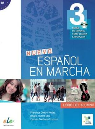 Imagem de NUEVO ESPANOL EN MARCHA BRASIL 3 - ALUMNO+CD