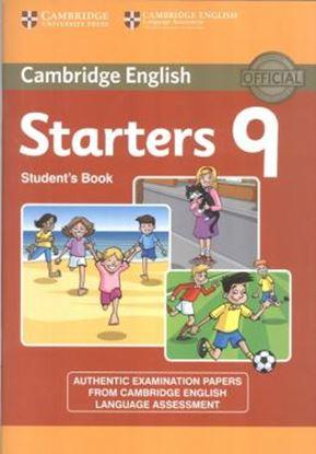 Imagem de CAMBRIDGE ENGLISH YOUNG STARTERS 9 STUDENT´S BOOK