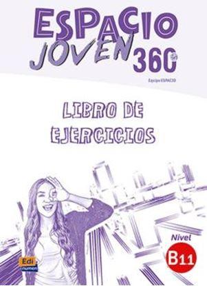 Imagem de ESPACIO JOVEN 360 B1.1 - LIBRO DE EJERCICIOS