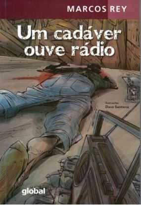 Imagem de CADAVER OUVE RADIO, UM  - 15ª ED