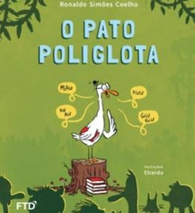 Imagem de O PATO POLIGLOTA