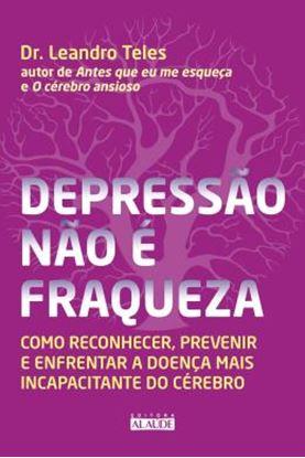 Imagem de DEPRESSAO NAO E FRAQUEZA