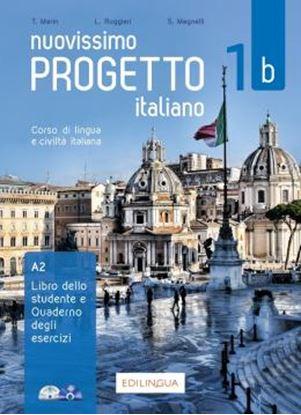 Imagem de NUOVISSIMO PROGETTO ITALIANO 1B - LIBRO DELLO STUDENTE + QUADERNO ESERCIZI + DVD + CD