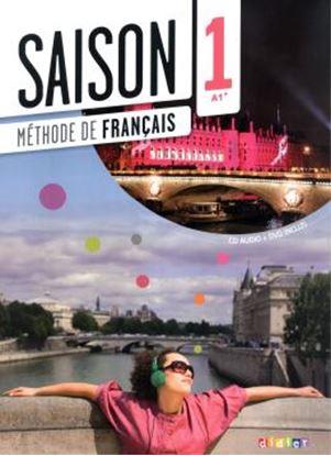 Imagem de SAISON 1 (A1+) - LIVRE ELEVE + DVD-ROM