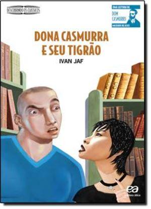 Imagem de DONA CASMURRA E SEU TIGRAO