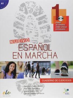 Imagem de NUEVO ESPANOL EN MARCHA BRASIL 1 - EJERCICIOS + CD