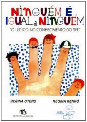Imagem de NINGUEM E IGUAL A NINGUEM - 1ª ED