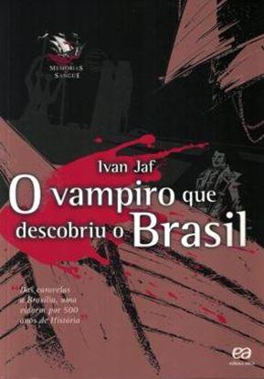 Imagem de VAMPIRO QUE DESCOBRIU O BRASIL, O - 6ª ED