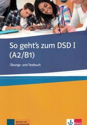 Imagem de SO GEHT´S ZUM DSD I - UBUNGS UND TESTBUCH
