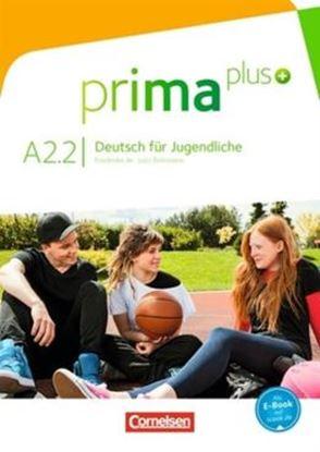 Imagem de PRIMA PLUS A2.2 SCHULERBUCH