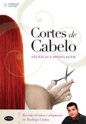 Imagem de CORTES DE CABELO - TECNICAS E MODELAGEM