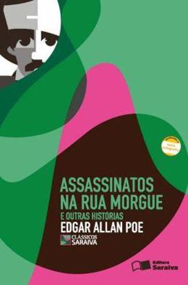 Imagem de ASSASSINATOS NA RUA MORGUE E OUTRAS HISTORIAS