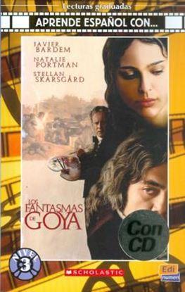 Imagem de FANTASMAS DE GOYA - LIBRO + CD
