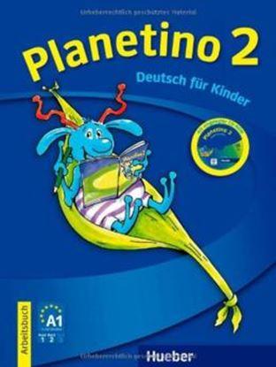 Imagem de PLANETINO 2 - ARBEITSBUCH MIT CD-ROM