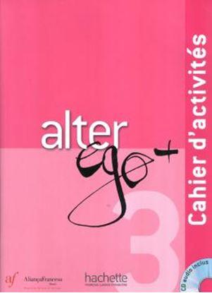 Imagem de ALTER EGO + 3 BRESIL - CAHIER D´ACTIVITES + CD