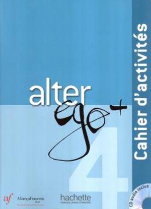 Imagem de ALTER EGO + 4 BRESIL - CAHIER D´ACTIVITES + CD AUDIO