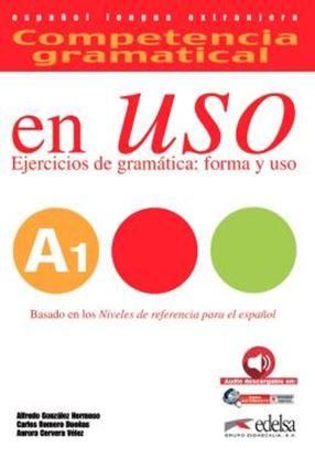 Imagem de COMPETENCIA GRAMATICAL A1 - EN USO - LIBRO DEL ALUMNO - AUDIO DESCARGABLE