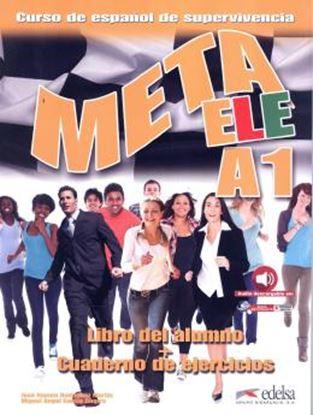 Imagem de META ELE A1 - LIBRO DEL ALUMNO + CUADERNO DE EJERCICIOS + AUDIO DESCARGABLE