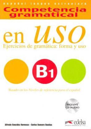 Imagem de COMPETENCIA GRAMATICAL B1 - EN USO - LIBRO + CD AUDIO