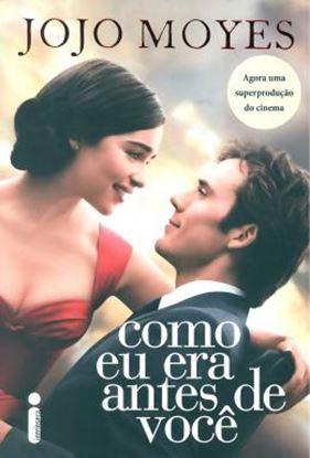 Imagem de COMO EU ERA ANTES DE VOCE - CAPA DO FILME