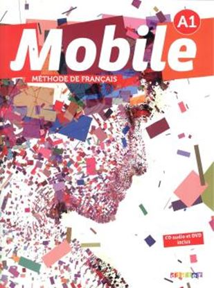 Imagem de MOBILE 1 (A1) - LIVRE DE L´ELEVE + DVD-ROM - NOVO